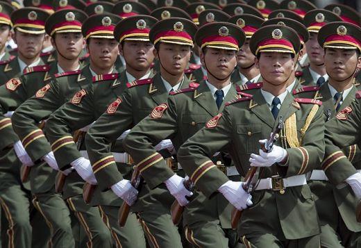 Chiny mogą straszyć ale nie rzucą na razie wyzwania Stanom Zjednoczonym