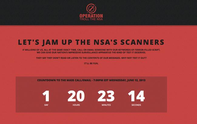 Amerykańscy internauci - chcąc nie chcąc - wtórują amerykańskim mediom atakując NSA