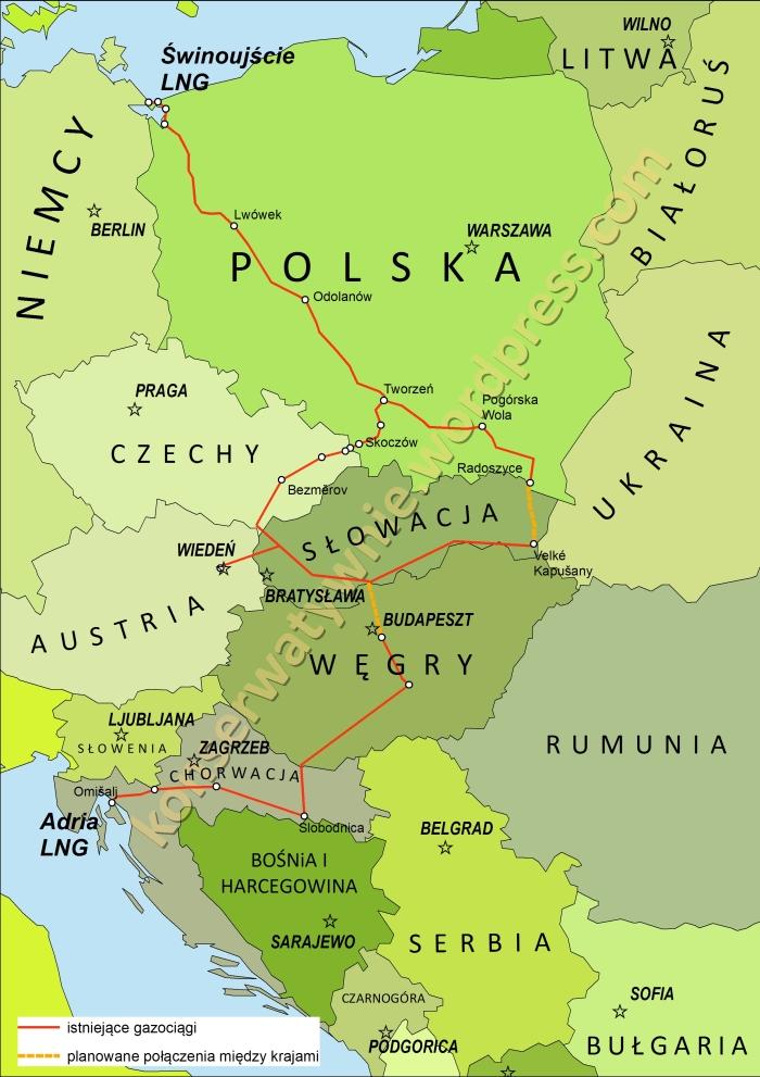 25 років Вишеградській групі. Commentary for Polskie Radio dlaZagranicy