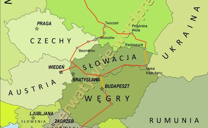 Węgry uderzają w plany Grupy Wyszehradzkiej na korzyśćRosji