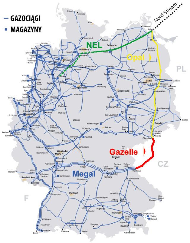 opal nel gazelle
