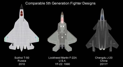 Chiński myśliwiec bazuje na technologiach skradzionych LockheedMartin