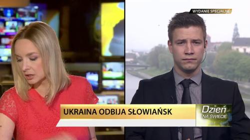 Celem Rosjan jest przedstawienie Ukrainy jako państwo upadłe. Komentarz dla TVN24BiŚ