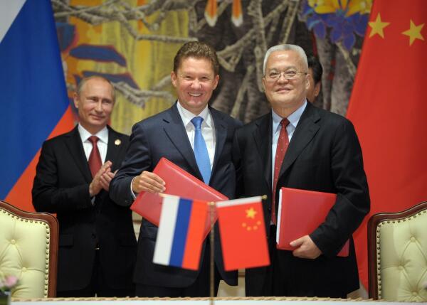 Gazprom chce słać drogą północną gaz do Japonii i nowych klientów azjatyckich. Chiny mają otrzymać jego gaz za pomocą planowanego gazociągu Siła Syberii.