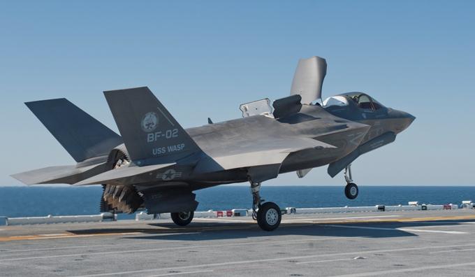 W jaki sposób F-35 zmienią rywalizację naPacyfiku
