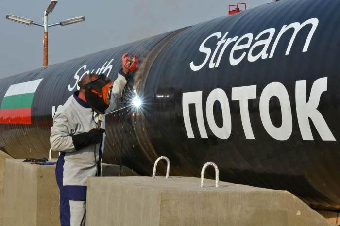 KE gotowa na rozmowy o South Stream. Rosja dofinansuje kolejną firmę objętąsankcjami