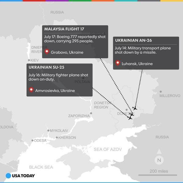 NATO i Unia Europejska chcą międzynarodowego śledztwa w sprawie katastrofy malezyjskiego samolotu na Ukrainie. Zginęło w niej prawie 300 osób. Wzrost napięcia w relacjach Zachód-Rosja już rzutuje na energetykę.