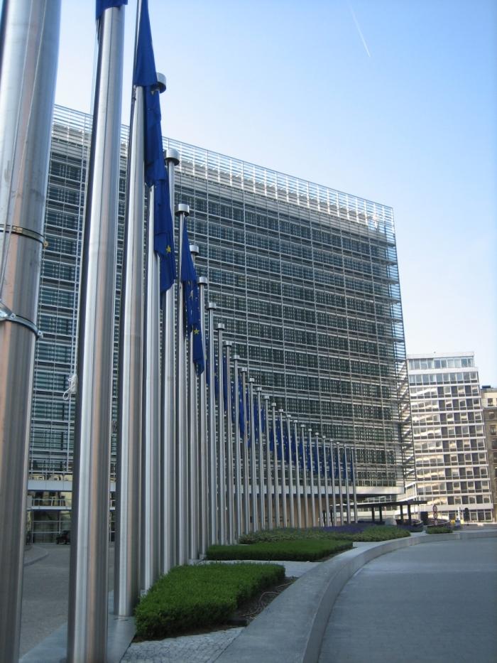 Siedziba Komisji Europejskiej w Brukseli. Zdjęcie: Wikipedia