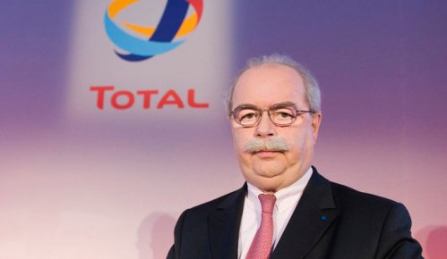 Christophe de Margerie died in plane accident on 20th of October 2014.