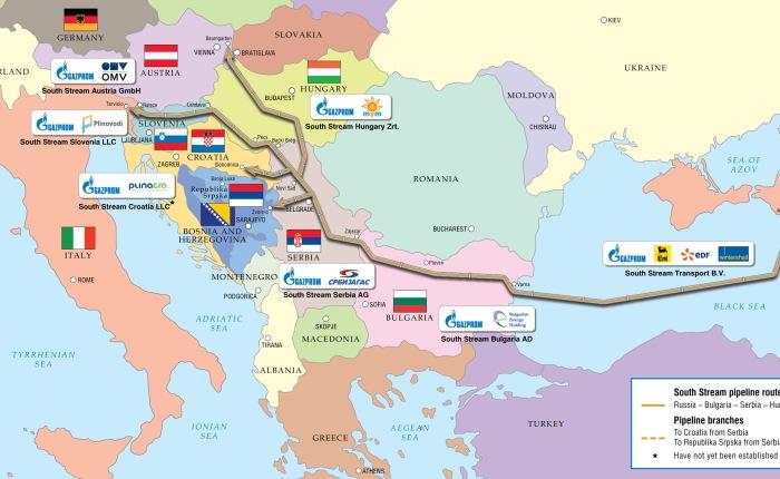 South Stream na krawędziupadku