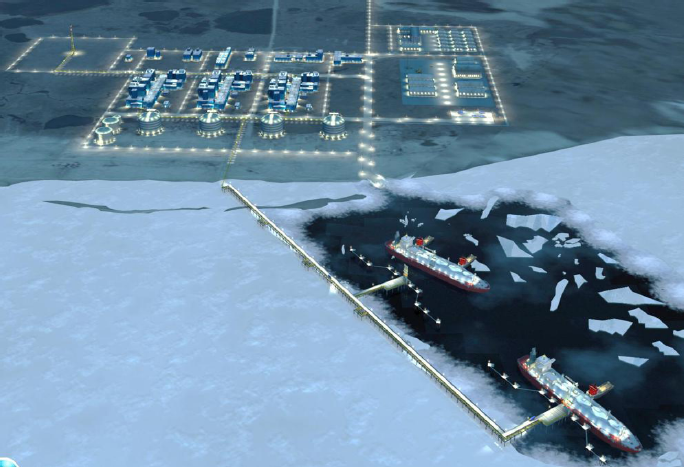 Projekt Jamał LNG