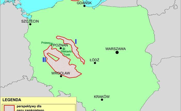 PIG: Realnie w Polsce można wydobyć 153-200 mld m3 gazu zamkniętego. Turcja włączy się w Turkish Stream jeśli Rosjanie sami zbudują morskiodcinek