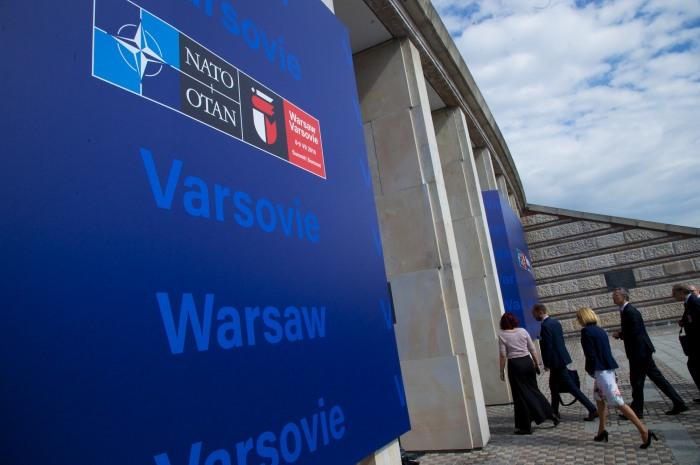 Szczyt NATO w Warszawie z 2016 roku. Fot.: NATO