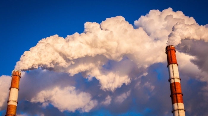 Emisja CO2. Fot.: Flickr