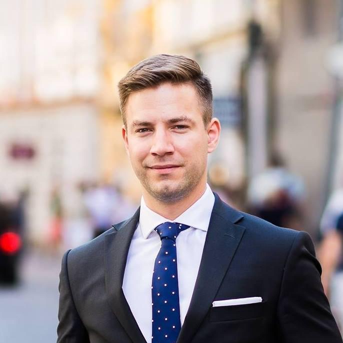 Wojciech Jakóbik. Fot.: K. A. Wesoły Fotografia