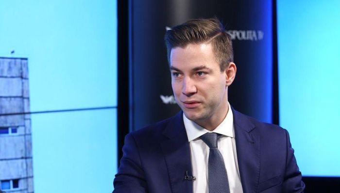 Wojciech Jakóbik w Rzeczy o Biznesie. Fot. Rzeczpospolita