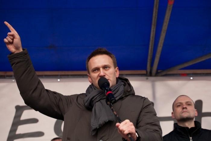 Aleksiej Nawalny. Fot.: Flickr