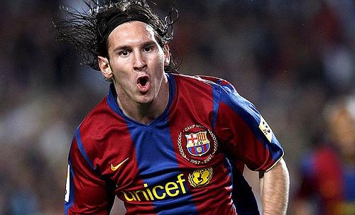 Lionel Messi. Fot. Flickr