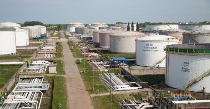 Rafineria Gdańska. Fot. Lotos