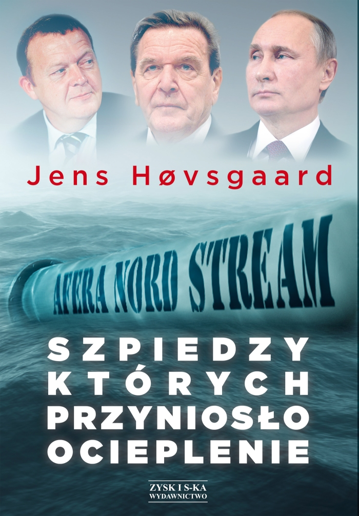J. Hovsgard, Szpiedzy, których przyniosło ocieplenie.