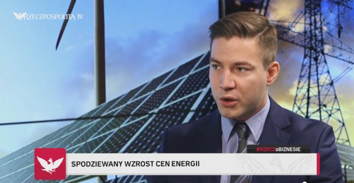 Strategia energetyczna zielenieje. Jest szansa na liberalizację przepisów dla wiatraków. Komentarz dla Rzeczpospolitej(WIDEO)