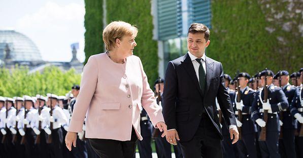 Nord Stream 2 w rocznicę paktu Ribbentrop-Mołotow? Merkel odwiedzi najpierw Moskwę, potemKijów