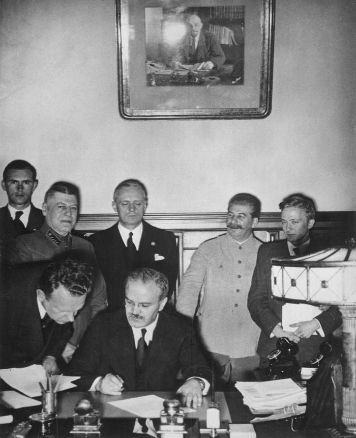 Pakt Ribbentrop Mołotow Wikimedia Commons