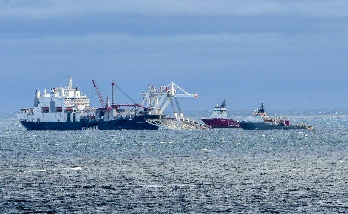 USA nadal chcą zatrzymać Nord Stream 2, ale wciąż nie poszerzają sankcji blisko finiszu budowy | Iran oskarża Izrael o terroryzmnuklearny