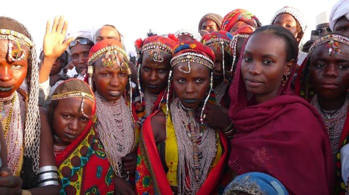 Ludność rdzenna w Afryce. Fot. IIPFCC