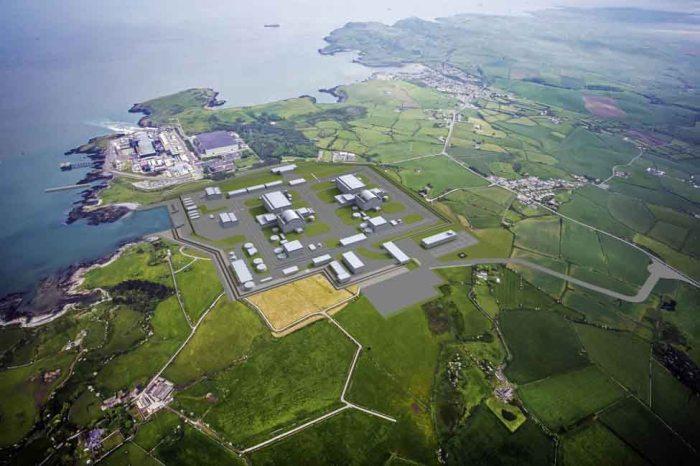 Projekt Elektrowni Wylfa Newydd. Fot. Bechtel