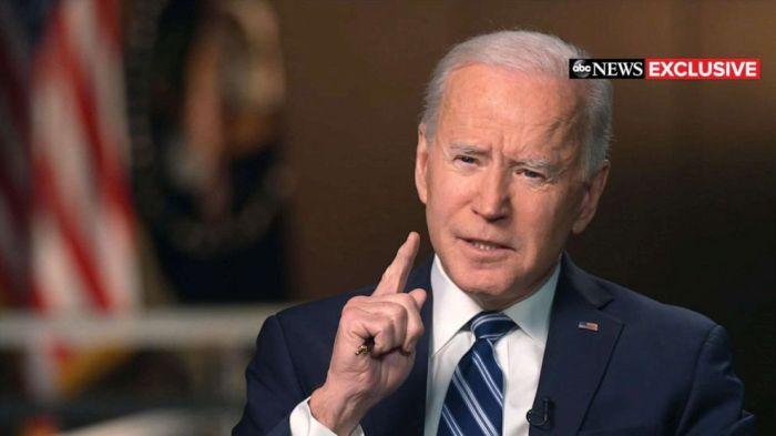 Prezydent USA Joe Biden. Fot. ABC